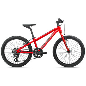 "ORBEA MX Dirt 20"" Lapset, red/black"